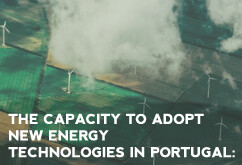 The capacity to adopt new energy technologies in Portugal: Historical evidence and prospects for the