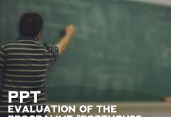 """PPT   Evaluation of the Programme """"Português Para Todos"""""""