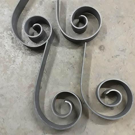 Steel Scrolls
