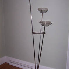 Floating candle stand