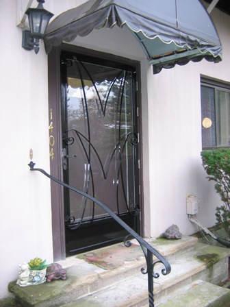 Custom Storm Door