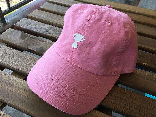 Pink Trophy Ball Cap