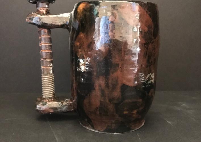 Rust N Rubble Mug