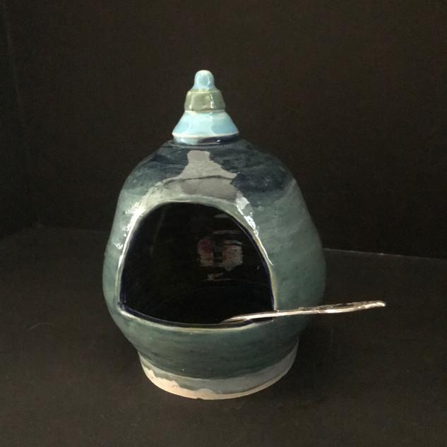 salt Cellar Spoon