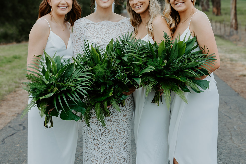 bride, bridesmaids, bouquets, wagga wedding venue, wedding venue, wagga wedding, events, private event