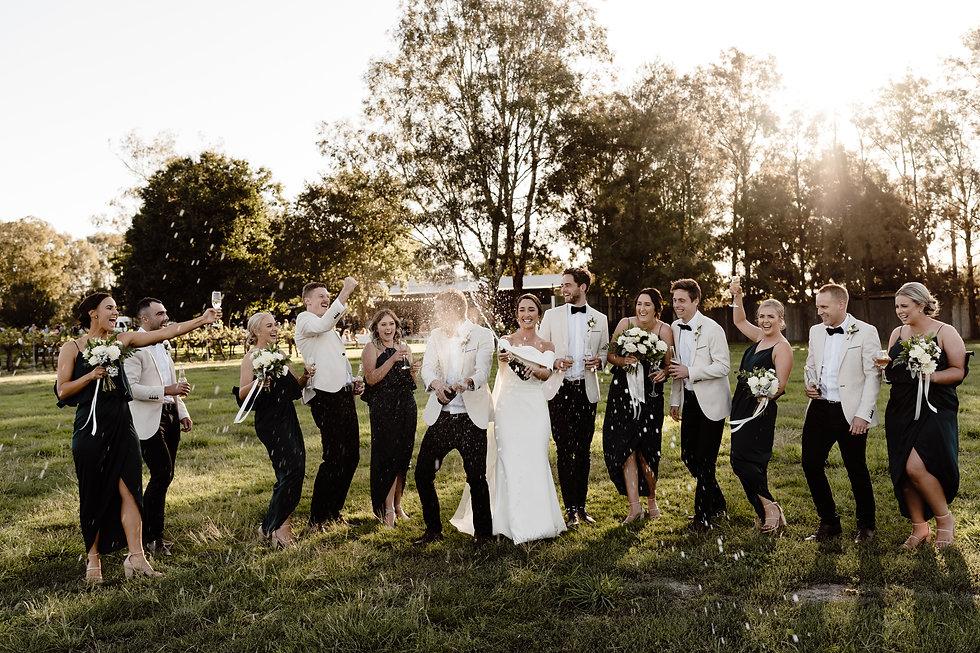 Wagga Wedding