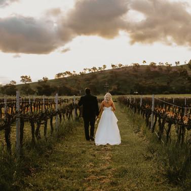 the wild vine, Wagga Wagga, Wedding