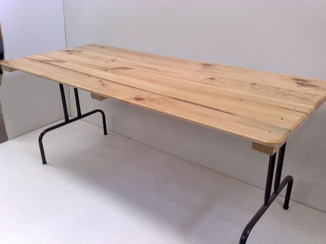 Timber tables
