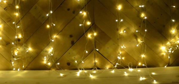 Curtin fairy lights