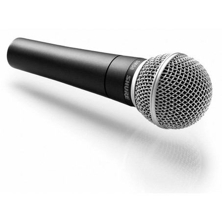 In house sound system, microphone and lecturn