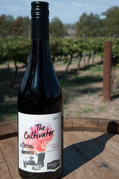 The Cultivator Organic Shiraz | 2017