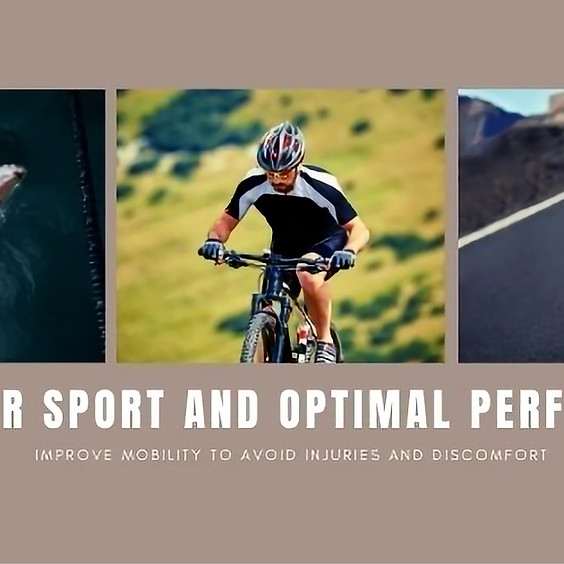 Yoga for sport and optimal performance
