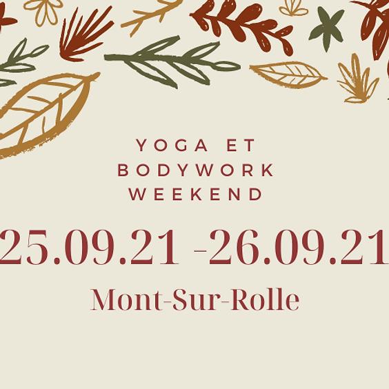 Yoga et Bodywork Weekend