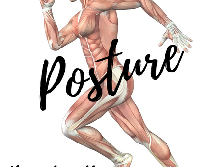 Does posture matter? Does it affect training, exercise, sports?