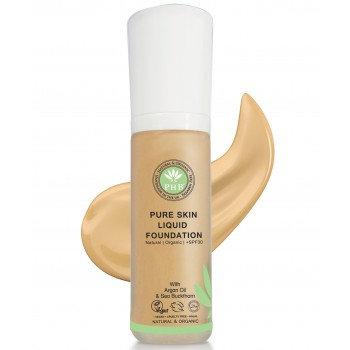 Pure Skin Organic Liquid Foundation - Beige