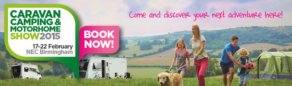 Caravan Camping & Motorhome Show 2015