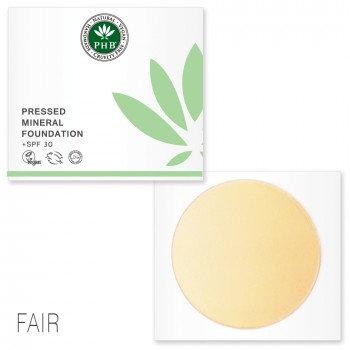 Pressed Mineral Foundation - Fair