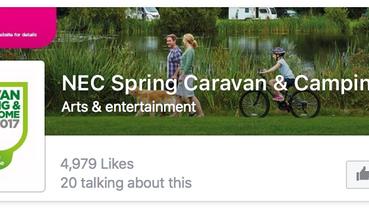 NEC Spring Caravan & Camping Show