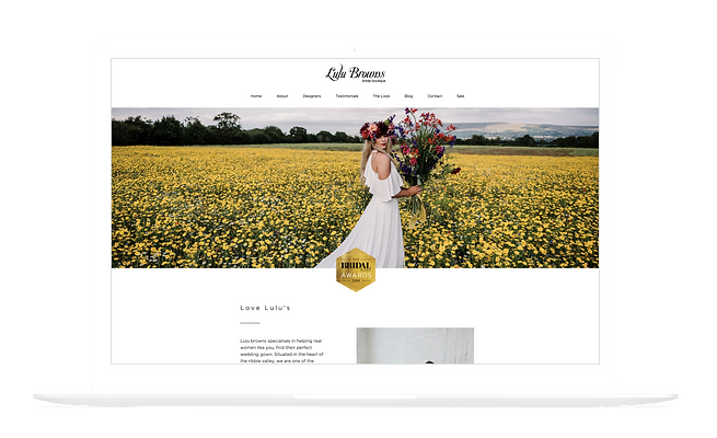 wm designs website design