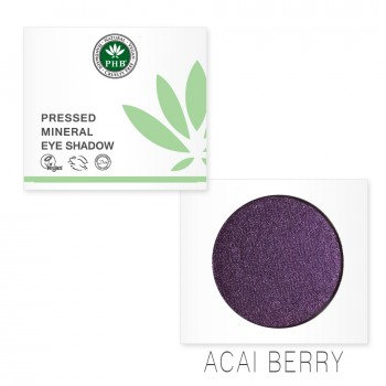 Pressed Mineral Eyeshadow - Acai Berry