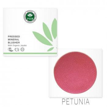 Pressed Mineral Blusher - Petunia