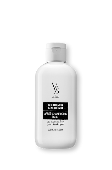 BRIGHTENING CONDITIONER FOR SILVERING HAIR