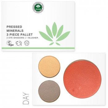 Pressed Mineral 3 Piece Palette - Day