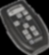 Motorhome hydraulic levelling remote