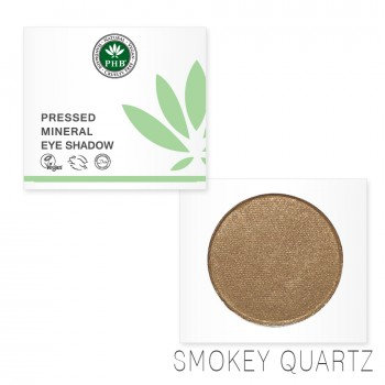 Pressed Mineral Eyeshadow - Smokey Quartz
