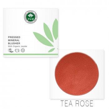 Pressed Mineral Blusher -Tea Rose