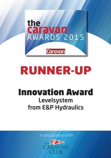 The Caravan Awards 2015 | Runner - Up