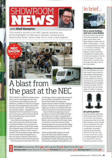 Practical Caravan Magazine | March