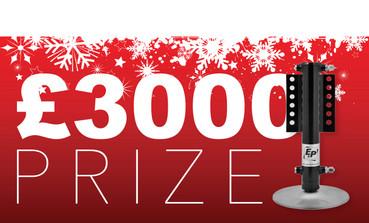 E&P Levelsystems sponsor Caravan Advent Christmas campaign with £3000 prize