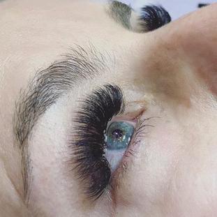 Mega Volume Eyelash Extensions Boca Raton