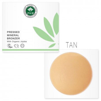 Pressed Mineral Bronzer - Tan