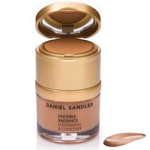 Invisible Radiance Foundation and Concealer Deep Sand
