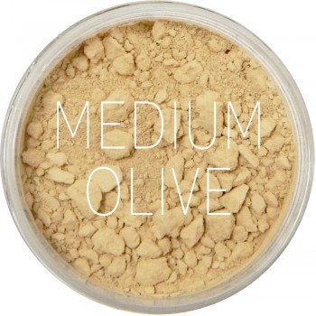 PHB Loose Mineral Foundation - Medium Olive