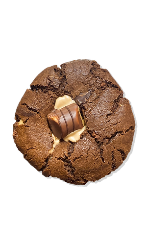 x4 Hazelnut Spread Stuffed Cookies