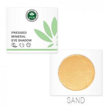 Pressed Mineral Eyeshadow - Sand