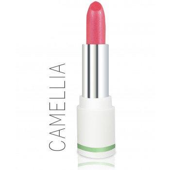 HB 100% Pure Organic Lipstick - Camellia