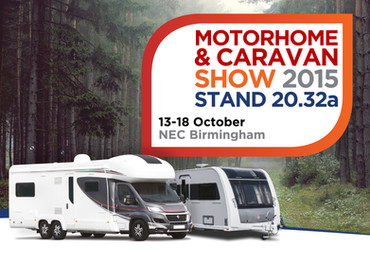 Motorhome & Caravan Show 2015