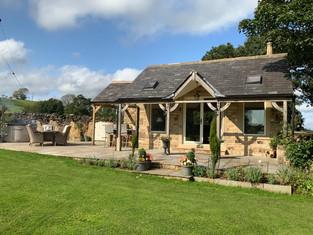 Summer House & Outdoor Kitchen