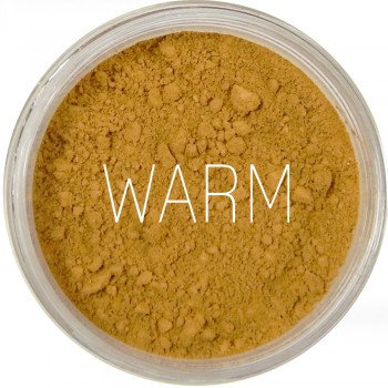 PHB Loose Mineral Foundation - Warm