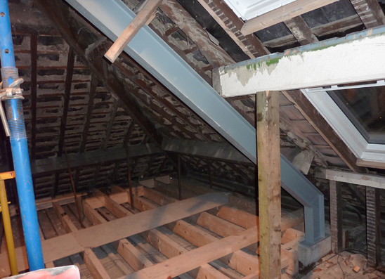 Loft Conversion – Whalley