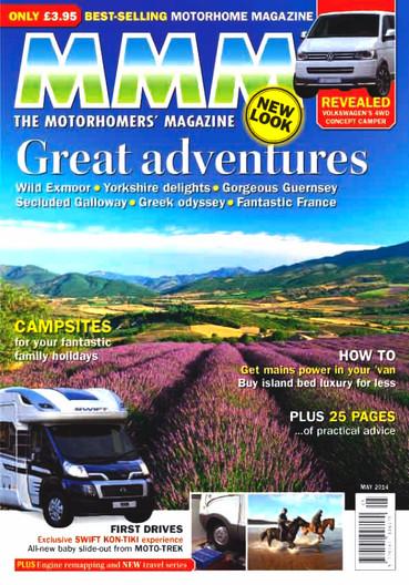 MMM Magazine - Strictly on the Level