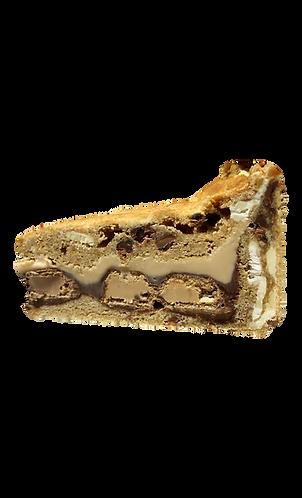 Hazelnut Spread, Nutella & Bueno Cookie Pie