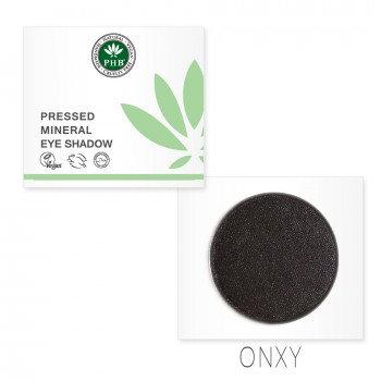 Pressed Mineral Eyeshadow - Onxy