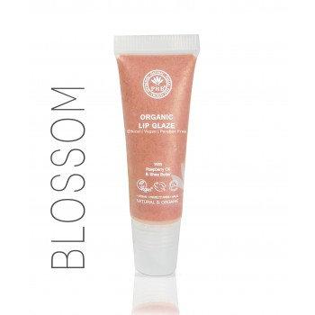 PHB 100% Pure Organic Lip Glaze - Blossom