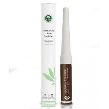 PHB 100% Pure Liquid Eyeliner - Brown