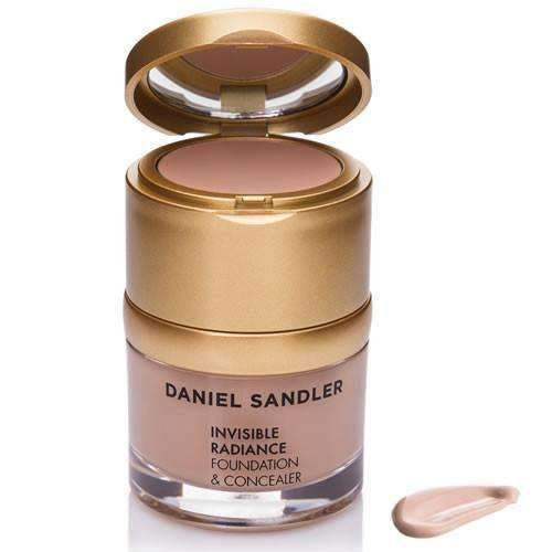 Invisible Radiance Foundation and Concealer Sand